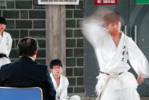 北海道空手道選手権大会